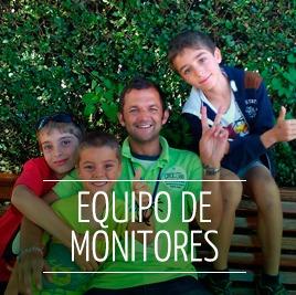 Monitores bilingues /o Nativos campamento de verano en Madrid
