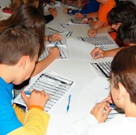 Actividades en Inglés Colegios