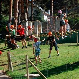 Qué incluyen los Campamentos de Verano Crocland en Madrid