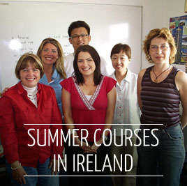 Summer courses in Ireland