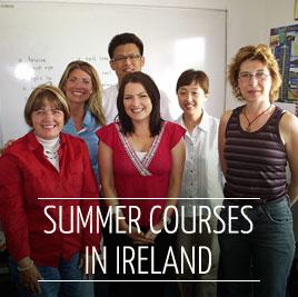 Summer courses in Ireland