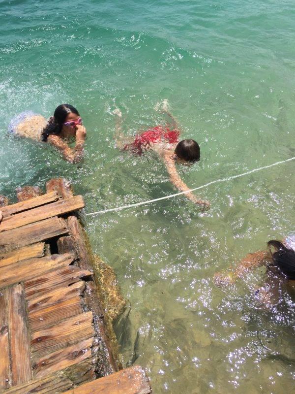 Campamento en Lagunas de Ruidera. Campamentos de verano